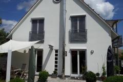 Fassadenneugestaltung